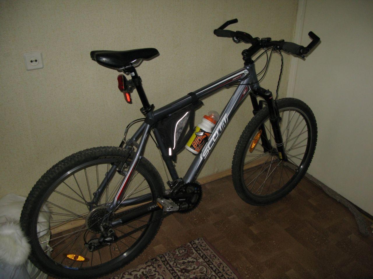 Горный велосипед SCOTT