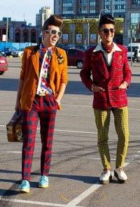 Как одевались мужчины стиляги